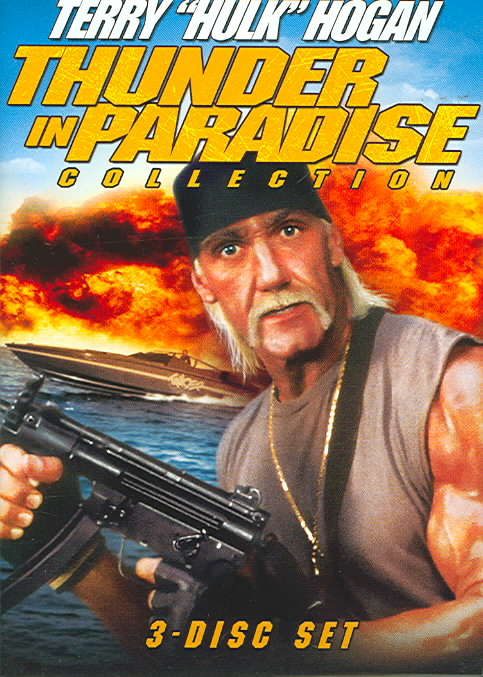 THUNDER IN PARADISE BY HOGAN,TERRY (DVD)
